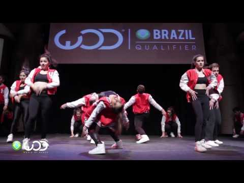 Shake Se | 1st Place | World of Dance Brazil Qualifier | #WODBRI16