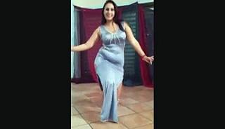 Arab Hot Girl Dancing Alone In Room Belly Dance
