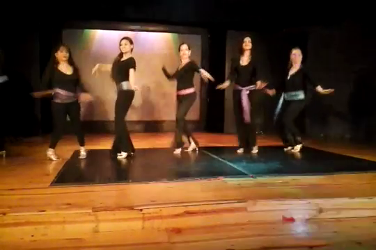 BELLY Dance FUSION  BELLY SALSA 2016
