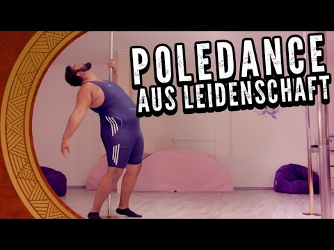 Faisal Kawusi tanzt an der Stange! – Pole Dance Training Teil 2