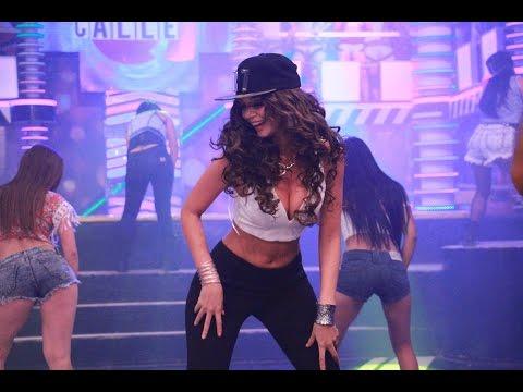 Anabel cumplió el gran reto y bailo DANÇA DO CRÉU