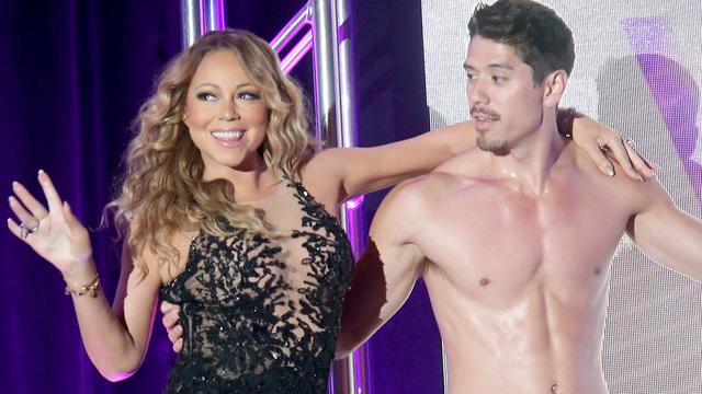 Meet Mariah Carey's Sexy Backup Dancer: Bryan Tanaka