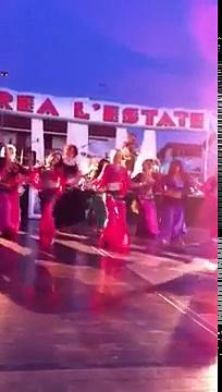 Beli dance solo salsa
