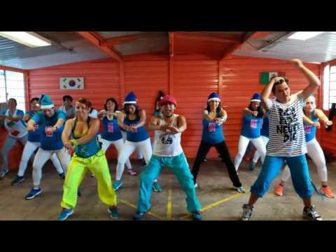 Dança do créu COL dance Cesar Olbvera Zumba