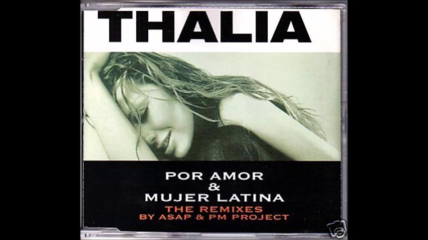DjBurakUlus +Thalia – Mujer Latina Belly Dance Remix 2017