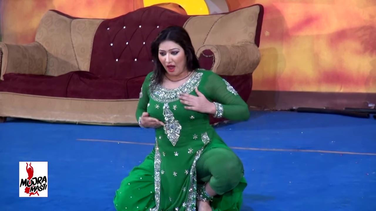 New Mujra Lak Patla Mera 2016 Pakistani Stage Dance HD Video
