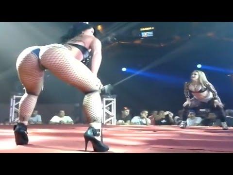 MC Créu e Suas Dançarinas Top – Show Medley – HD 1080p