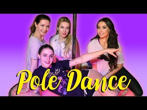 LES REINES DE LA POLE DANCE | Marion Seclin, Georgia Horackova, Lilith Moon et Estelle Blog Mode