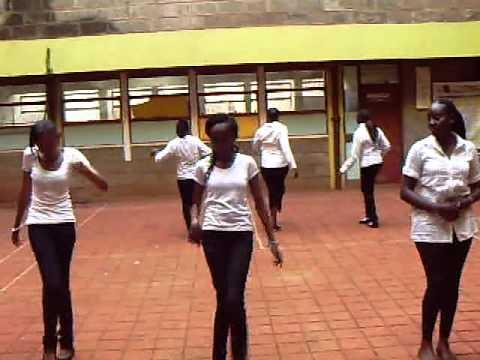 KENYA MEDICAL TRAINING COLLEGE NYERI  SALSA DANCE GOES INTERNATIONAL