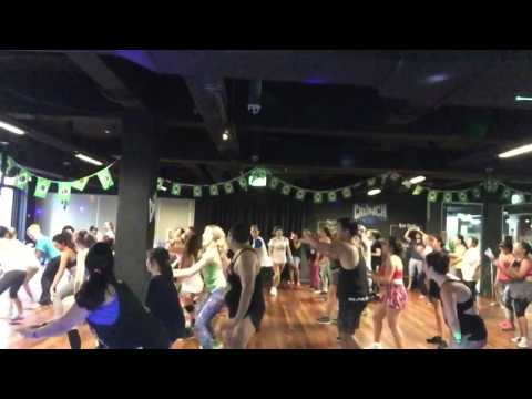 Zumba Brazil Team – Dança do Creu (Brazilian Funk)