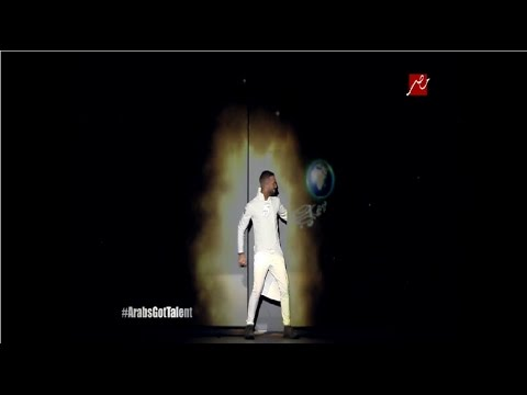 Digital Animated Dance – Fantastic 5 – Arab Got Talent 5 – Ep.04 – 01 April 2017