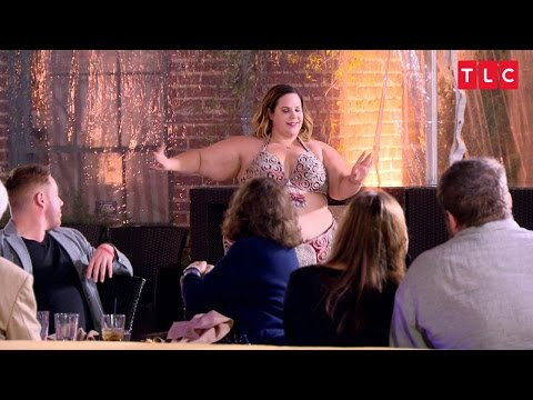 Get A Front Row Seat To Whitney's Table-Side Belly Dance Performance