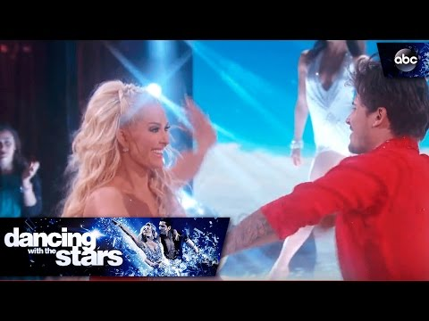 Erika and Gleb's Salsa –  Dancing with the Stars