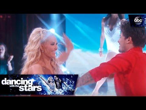 Erika and Gleb's Salsa –  Dancing with the Stars