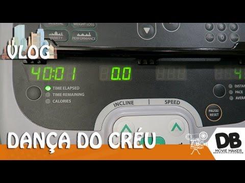 Velocidade 4 da dança do Créu – DbTv #661