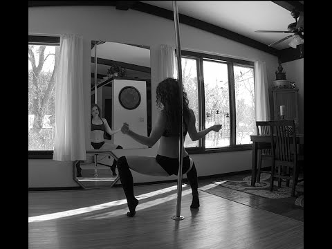 Breathe Me – Pole Dance Freestyle