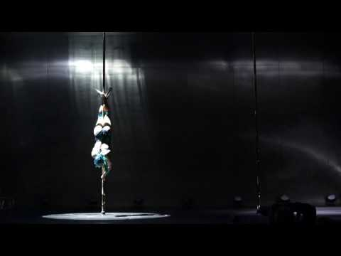 Berenika Nienadowska – 1st place Exotic – Pole Dance Show