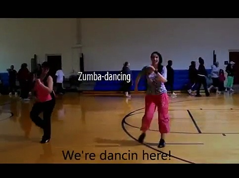 Zumba Dance Workout  DLG Juliana Salsa Dance – Zumda Trainer