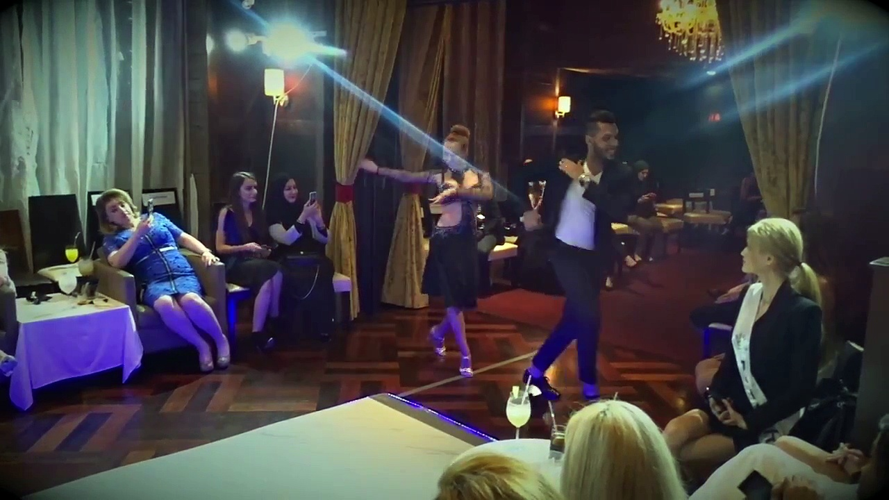 Salsa Dancers – 2017 Dubai