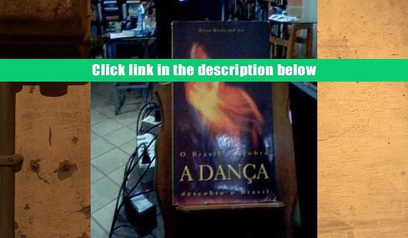 Popular Book  O Brasil descobre a danca =: Brazil discovers the dance (Portuguese Edition)  For
