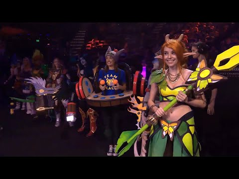 Dota 2: Ti 6 2016 – Sexy Cosplays (The International 2016)